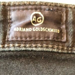 AG Adriano Goldshmied  Jeans The stilt Cigarette
